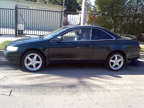 2000 HONDA ACCORD EX Sport 5 spd 4cyl VTEC 130K mi fully loaded snrf reg current CD cold A