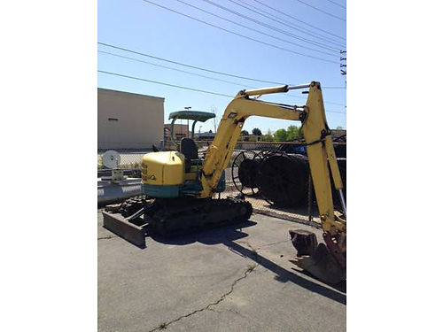 YANMAR VIO 40 MINI EXCAVATOR 4500 Hrs- new tracks  electrical syst Wany Roy syst 121824 buc
