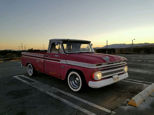 1966 chevrolet c10 cars and vehicles oxnard ca. Black Bedroom Furniture Sets. Home Design Ideas