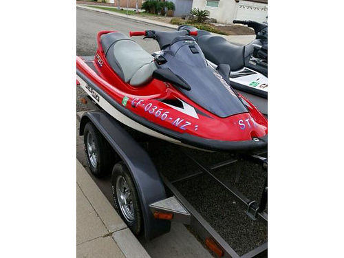 THREE JET SKIS, PACKAGE DEAL! 1997 KAWASAKI ...