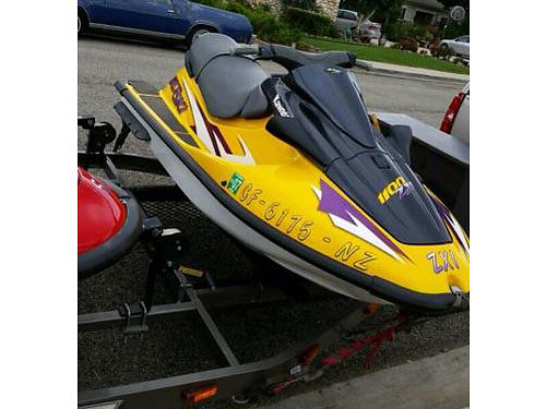JET SKIS, PACKAGE DEAL! 1997 KAWASAKI 1100STX, ...