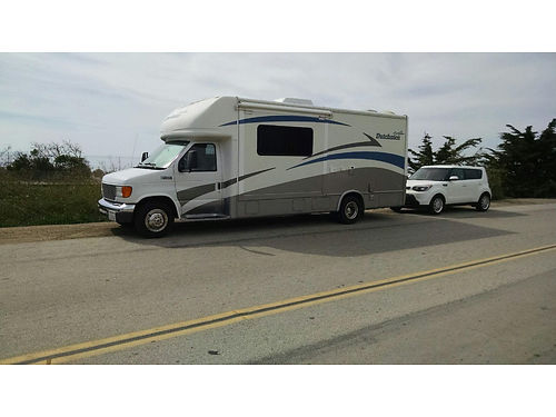 2006 DUTCHMAN DORADO 25 V10 dual slideouts F450 chassis 2nd owner fully self cont SeniorNSN