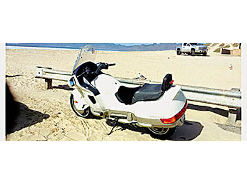 1989 HONDA PC 800 - White Classic Coastal Cruiser 2nd owner ONLY 17K miles overall good conditio