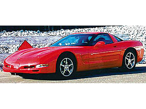 2001 CHEVY CORVETTE - low miles C3804109570 12995 Toyota of SLO Hwy 101 Los Osos Valley Rd
