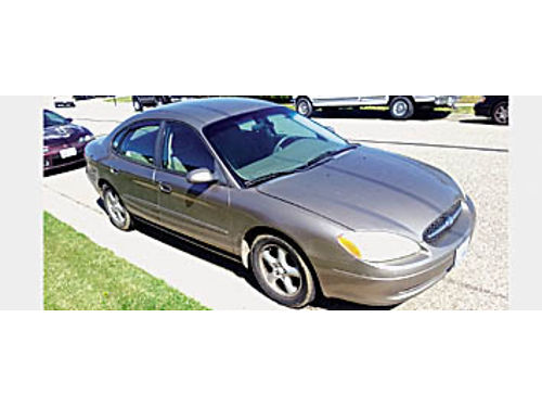 2003 FORD TAURUS SES - Only 93500 miles 30L V6 AT Power Windows Locks CD CC and More Runs St