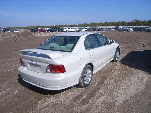 2002 MITS GALANT Auto 4cyl full power cold AC alloys CD stereo runs like new 34 MPG 4dr se
