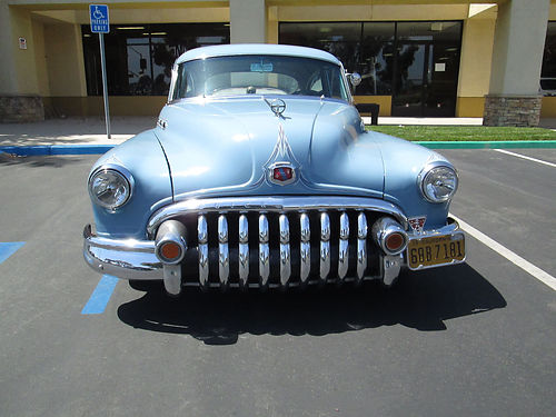 1950 BUICK 46D