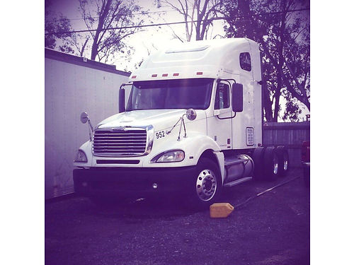 2008 FREIGHTLINER 450 engine APU 726k miles new parts 17500 obo