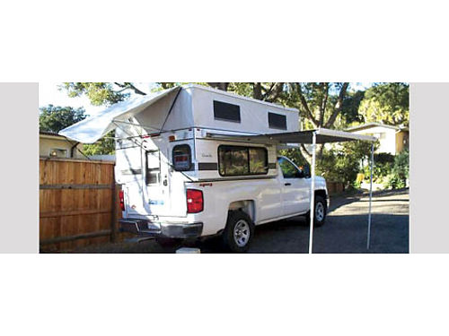 2014 GRANDBY POP-UP CAMPER 4x4 camper special built for off-road camping EZ lift jacks for quick