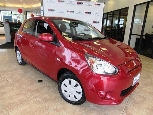 2015 MITS MIRAGE - Great mileage Auto mp3cd power opt reliable economy commuter 040421lxp202