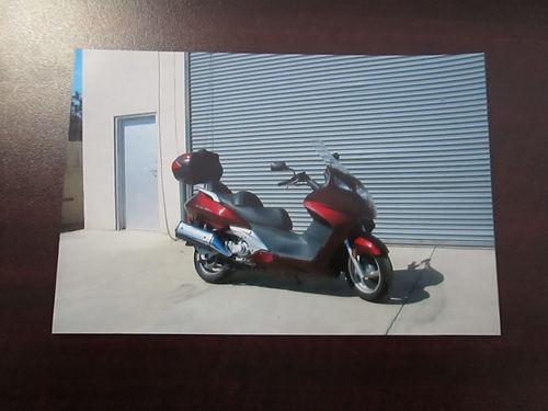 2009 HONDA SILVERWING 11400 miles nice ride luggage carrier 3500