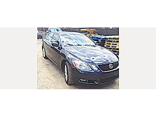 2006 LEXUS GS 300 - only 70K miles great condition very clean Salvage title 7400 OBO Call Migu
