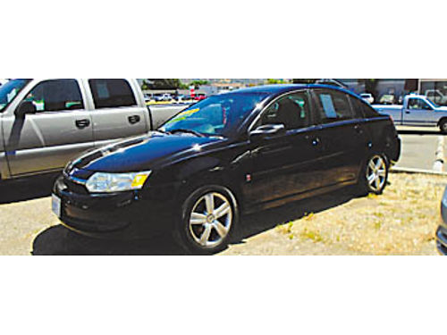 2003 SATURN ION - 5 spd only 128K miles new tires AC Great Condition 595396 2495 KARS with a