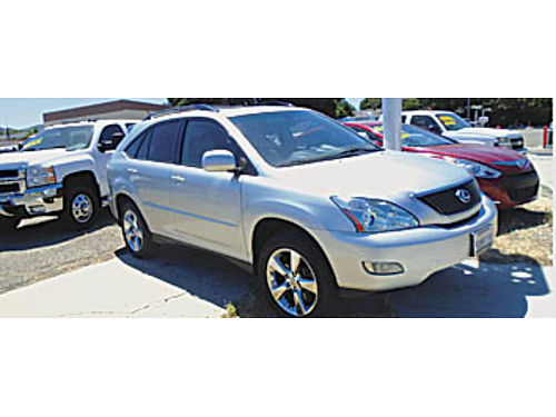 2006 LEXUS RX 330 - SUV One owner Great Condition loaded 063876 8495 KARS with a K
