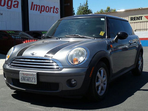2010 MINI COOPER - this is the car Fun to drive stylish economical full power air keyless entr