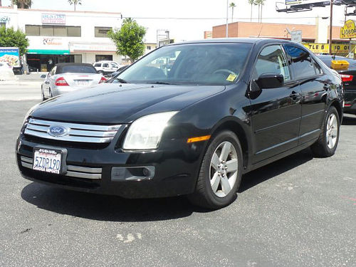 2008 FORD FUSION SE - stylish 4 door great ride well maintained low miles for year 118061 63