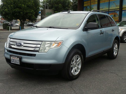 2008 FORD EDGE SEL - under 100k miles midsize SV clean inside and out privacy great glass A7080