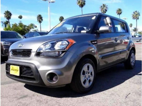 2013 KIA SOUL BASE - 496246 was 9999 now 7899 Alexander Buick GMC Cadillac