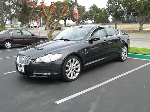 2011 JAGUAR FX PREMIUM auto V8 fully loaded lthr AC CD snrf NaviBluetooth htd seats 24K m