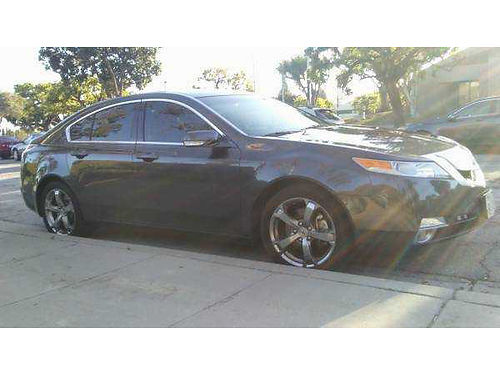 2009 ACURA TL runs great clean in  out automatic 7500 805-749-6441