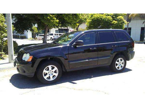 2008 JEEP GRAND CHEROKEE LAREDO auto 6 cyl clean in  out 6900 805-217-3422