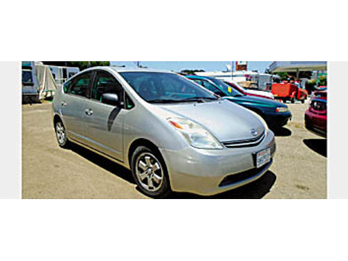 2005 TOYOTA PRIUS - Low Miles 028642 4995 KARS with a K