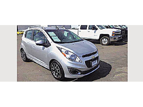 2015 CHEVY SPARK - MPG 742132 9995 PERRY FORD 12200 Los Osos Valley Rd SLO 805 544-5200