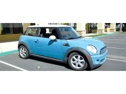 2008 MINI COOPER CLUBMAN 4dr auto all pwr AC CD new brks tires belts timing chain  hoses