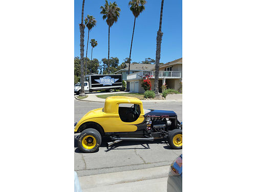 1932 DESOTO, HEMI, 3:2 STROMBERGS, RUNS PERFECT, ...