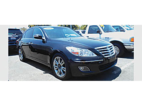 2009 HYUNDAI GENESIS - Moonroof nice car 1253020466 11995 Bad or No credit Matricula OK SB