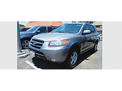2007 HYUNDAI SANTA FE - 7 passenger great for the family 1183035667 6995 Bad or No credit Ma