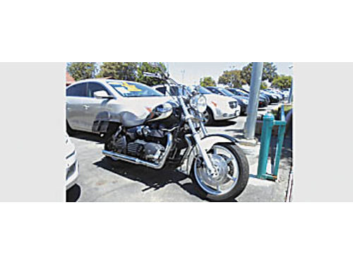 2005 TRIUMPH SPEED MASTER - only 15K miles 220845 4995 Bad or No credit Matricula OK SBCARCO