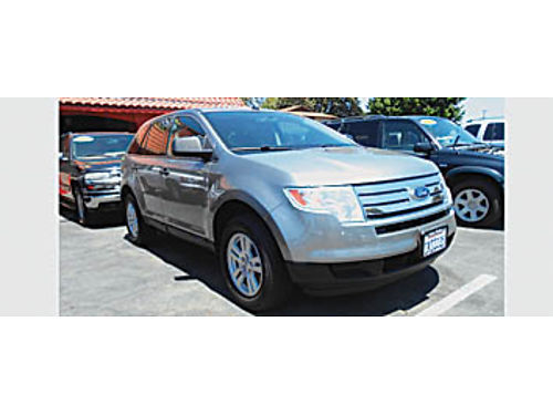 2008 FORD EDGE - Wow 7995 - Hurry 1122A88284  Bad or No credit Matricula OK SBCARCO 1001 We