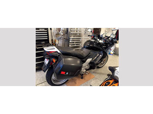 2003 BMW K1200 RS - Very clean and nice garage kept 31580 miles selling for 6500 obo
