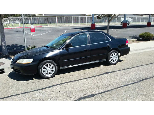 2002 HONDA ACCORD auto 4dr CD AC good tires everything works good cond all power se habla e
