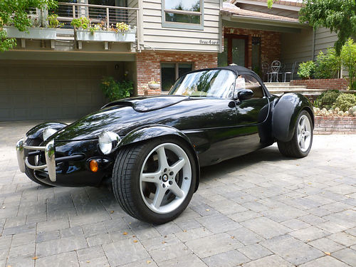 1998 PANOZ ROADSTER 1 of only 176 made Globally Very rare US facty prod car