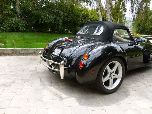 1998 PANOZ ROADSTER, 1 OF ONLY 176 ...