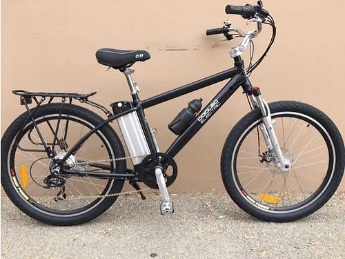 NEW DOGLEG ELECTRIC BIKES One year warranty 25 mile range Great Quality GET O