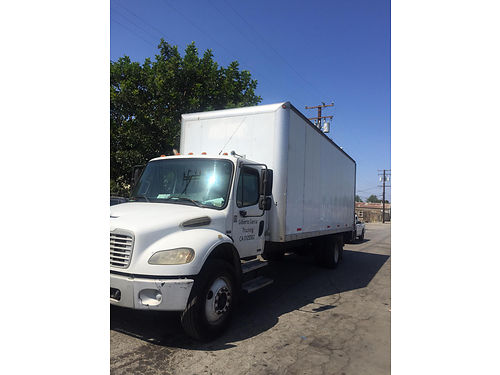 2004 FREIGHTLINER stick registration expires in December 208531K miles AC 24 box good condit