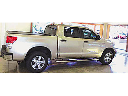 2008 TOYOTA TUNDRA - Crew Max 062386 16995 MOORE PRE-OWNED 201 Spring St Paso Robles 805 -