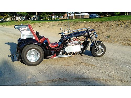 SPECIAL CONSTRUCTION TRIKE 302 Ford motor  trans 18500 or possible trade with cash In Excellen