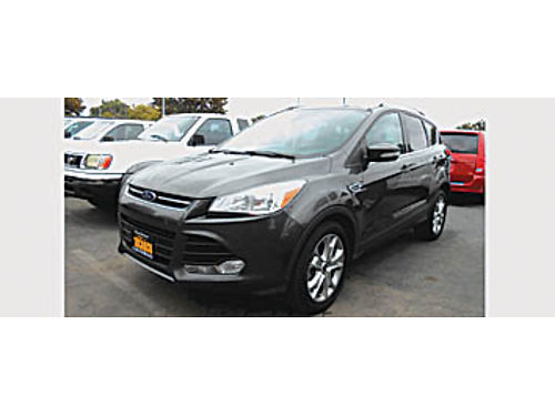 2015 FORD ESCAPE TITANIUM S - one owner 4cyl 15995 A32951 Bad or No credit Matricula OK SBC