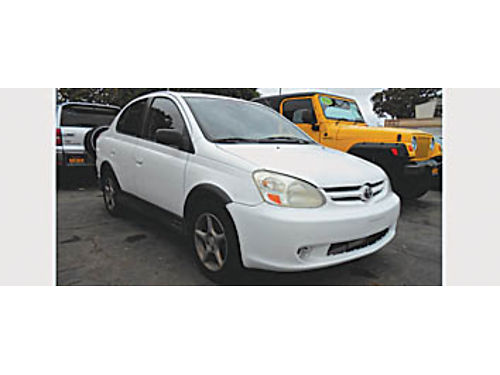 2004 TOYOTA ECHO - AT 4cyl one owner great condition 330790 4995 Bad or No credit Matricula