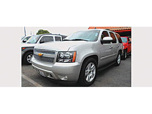 2007 CHEVY TAHOE LTZ - 4X4 Auto loaded Wow 340344 13995 Bad or No credit Matricula OK SBC