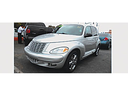 2005 CHRYSLER PT CRUISER GT - AT lthr sunroof 84Kmi mint cond turbo 541372 5995 Bad or No