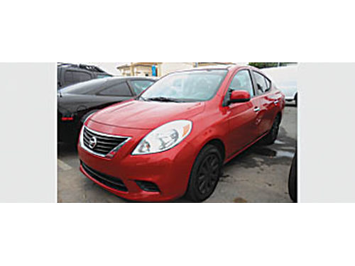 2012 NISSAN VERSA - Great mpg 931195 7995 Bad or No credit Matricula OK SBCARCO 1001 West Ma