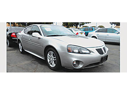 2007 PONTIAC GRAND PRIX - Sporty fun  affordable 148439 4995 Bad or No credit Matricula OK