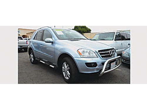 2006 MERCEDES ML350 - AT 4x4 lthr one owner mint cond loaded 1307077720 9995 Bad or No cr