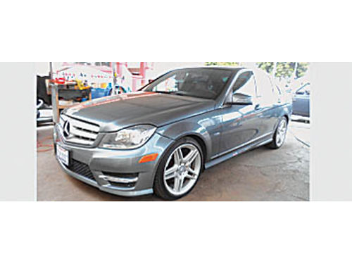 2012 MERCEDES BENZ C250 - AT 4cyl one owner mint cond 221428 14995 Bad or No credit Matric