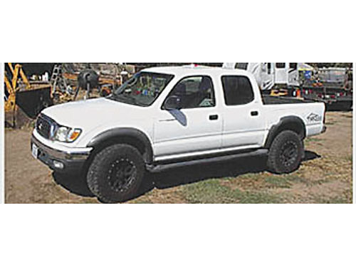 2004 TOYOTA PRERUNNER - V6 Automatic 2WD new BF Goodrich Baja 10ply tires 158350 miles in good